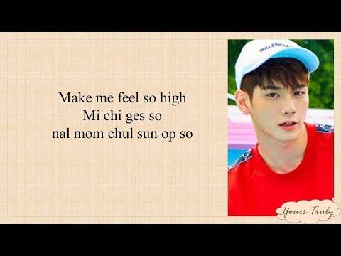 WANNA ONE (워너원) - Energetic (에너제틱) Easy Lyrics
