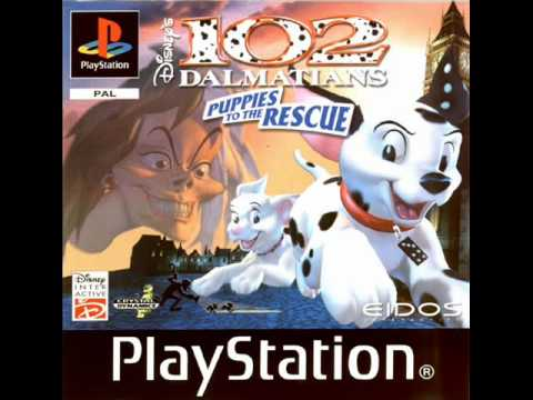102 Dalmatians Puppies To The Recue Soundtrack Menu theme