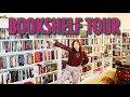BOOKSHELF TOUR 2017 800+ BOOKS