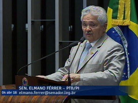 Elmano Férrer Destaca Desempenho Das Instituições De Ensino Universitário No Piauí