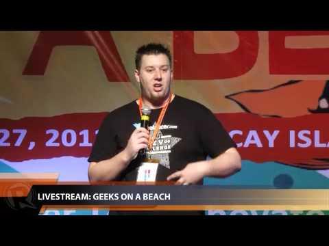 Geeks on a Beach (part 3) | September 27, 2013