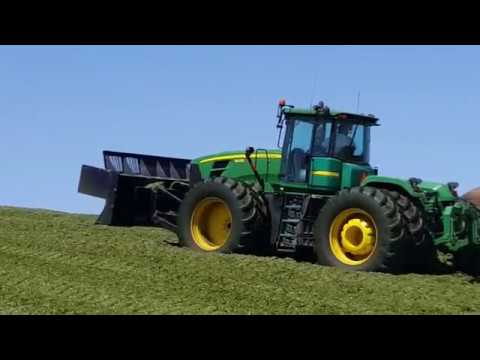 Farm Technic: Silage Season 2018 California