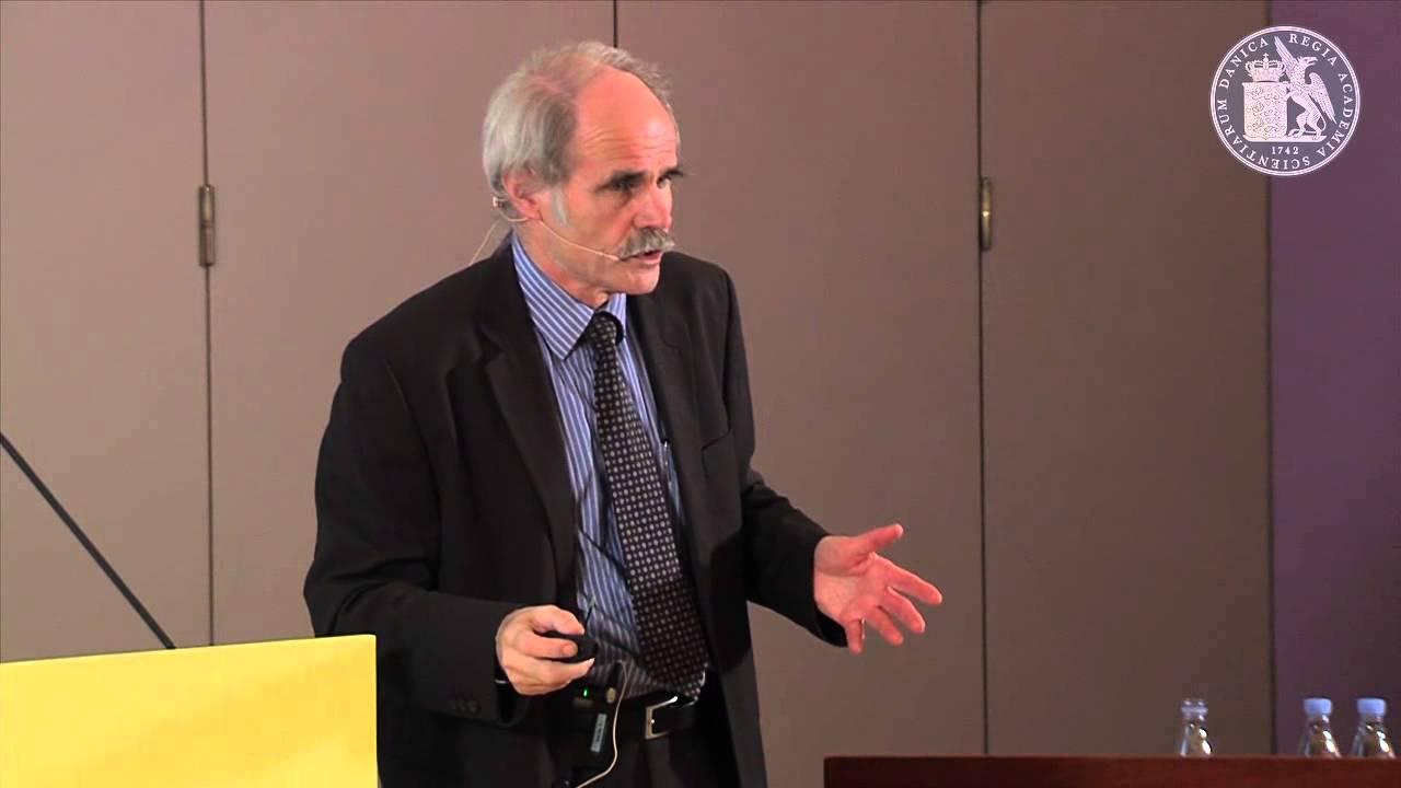 Et Liv med atomer. Foredrag med Helge Kragh