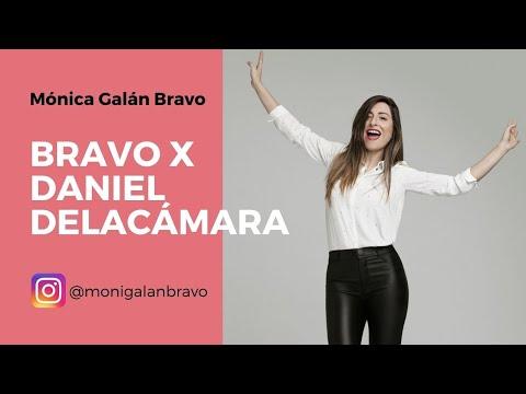 BRAVO X Daniel Delacámara, monologuista y guionista de radio y televisión.
