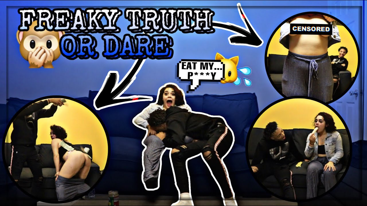Download FREAKY TRUTH OR DARE W/ IG THOT **GONE SEXUAL💦**