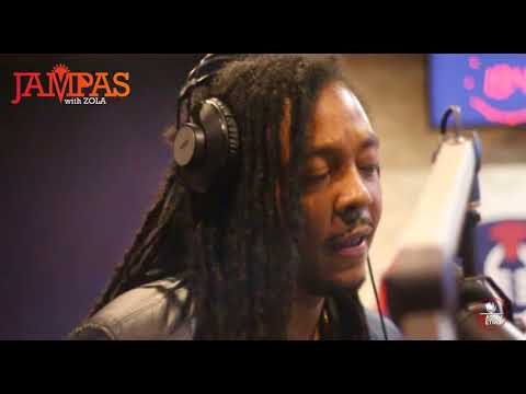 Don Dada tells us about the variety of his music genre on Jampas With Zola & Lihle
