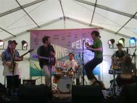 Pikey Beatz @ Pennine Fell Music Weekend