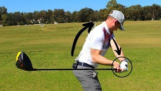 3 GOLF SWING DEATH MOVES WITH DRIVER