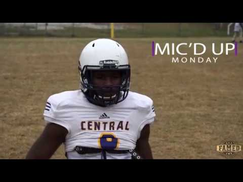 Chattanooga Central--Mi'cd Up--Week 7--Jones