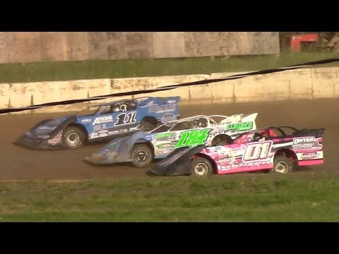 RUSH Crate Late Model Heat Two | Eriez Speedway | 6-2-19