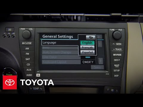 2010 Prius How-To: Navigation System | Toyota