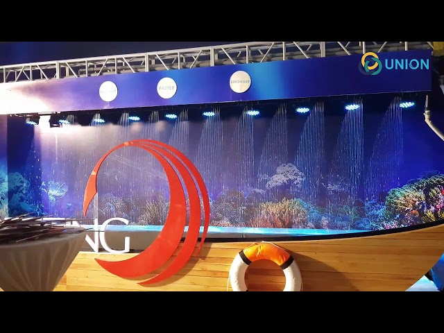 Màn nước thẳng sự kiện gặp nhau đầu năm SKRetting | UNION JSCO