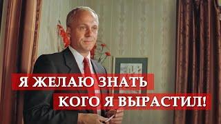 """Владимир Меньшов: гениальная сцена из к/ф """"Курьер"""" (1986)"""