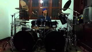 "Kiss: - Got Love For Sale - ""Drum Cover"""