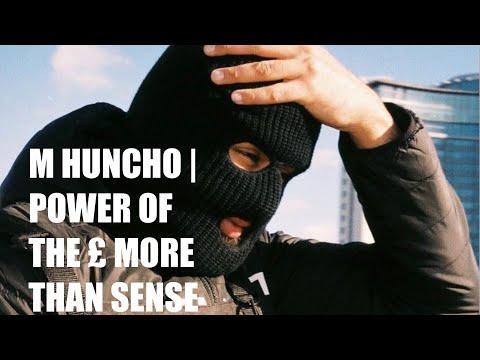 M HUNCHO POWER OF THE POUND MORE THAN SENSE