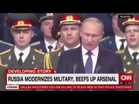 Latest News: U.S.A Vs Russia, China, North Korea, Iran In World War 3
