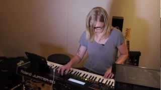 Roland Jupiter-50 - Laura Kidd (She Makes War) explores