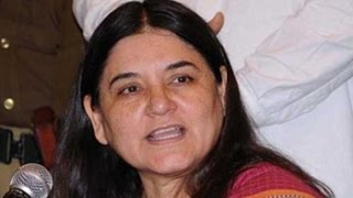 When Maneka Gandhi advised officials to follow Sonia Gandhi's example