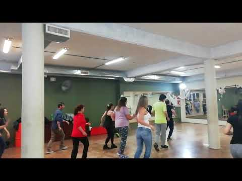 Shines Salsa  LaLo Molina Y Eliana Ramos
