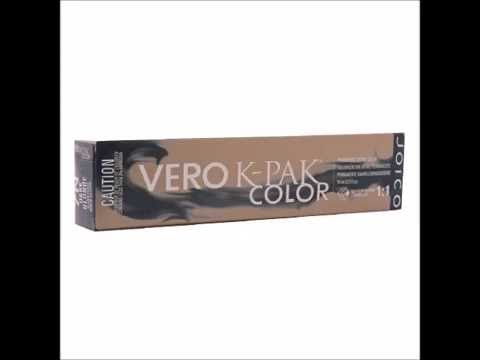 Joico Vero K Pak Color Permanent Creme Color Dark Blonde 7n 2 5 Fl