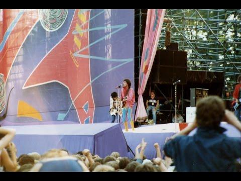 Rolling Stones Live Basel SW 1982