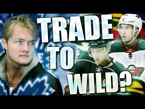 NYLANDER FOR NIEDERREITER AND SPURGEON? Potential Leafs Trade To Minnesota Wild (Re: The Athletic)