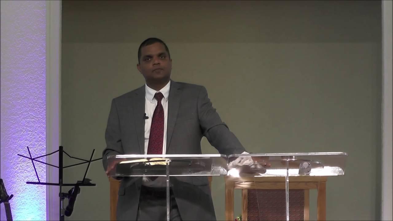 Pastor Manoj Thomas - Canada