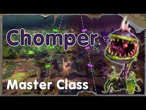 Plants Vs Zombies: Garden Warfare 2 - Chomper