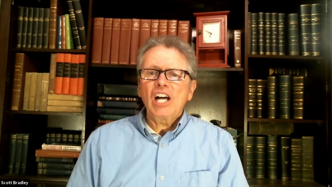 Scott Bradley - To Preserve the Nation - Thanksgiving Message