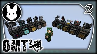 OpenModularTurrets: Addons/Upgrades & Tiers 3-5 - Minecraft 1.10.2/1.11.2!