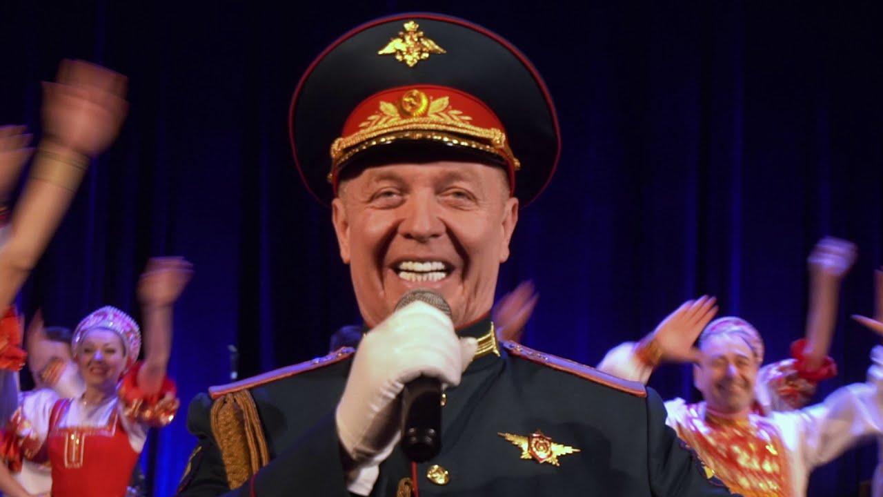 Новогодний концерт в Доме офицеров