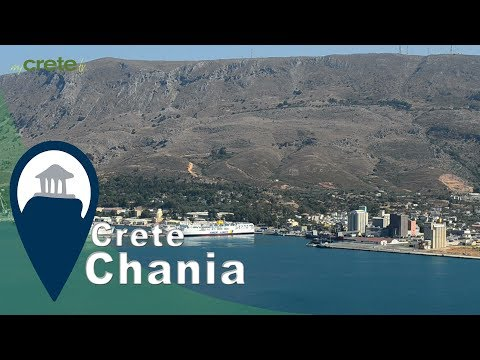Crete | Port of Suda in Chania