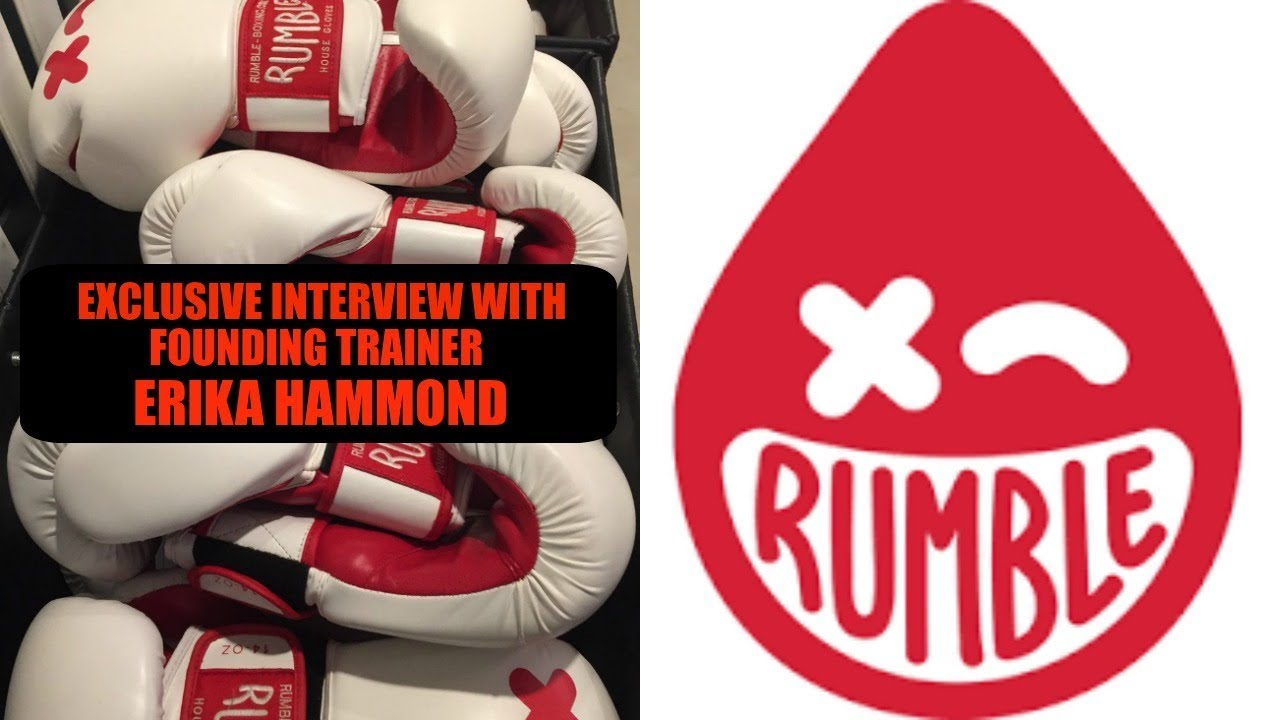WORKOUT WITH US: Rumble Boxing in NYC