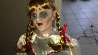 The conjuring Annabelle prop review 🧐