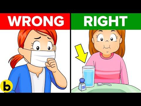Ефикасни домашни лекови за детската кашлица
