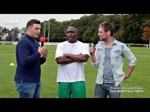 Vine United vs Celeb FC Interview: StevoTheMadMan