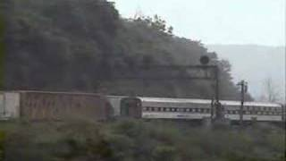 Horseshoe Curve Pusher Start - Part 1