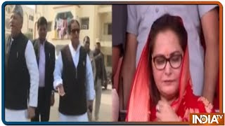Jaya Prada के खिलाफ बेशर्म बयान पड़ा Azam Khan पर भारी; Rampur में FIR दर्ज, महिला आयोग से नोटिस