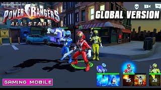 Power Rangers: All Stars (NEXON) - Global Version [Android/IOS Gameplay]