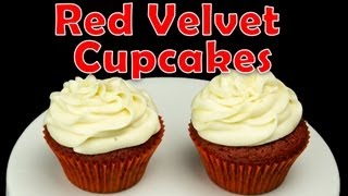 How To Make Red Velvet Cupcakes By Cookies Cupcakes And Cardio