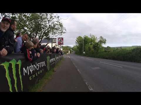 Isle of Man TT2014 The Crosby
