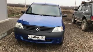 Renault Logan 2006 отличное состояние осмотр