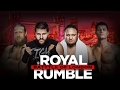 WWE 2K Universe - WWE 2K17: WWE Royal Rumble 2017-Battle of London