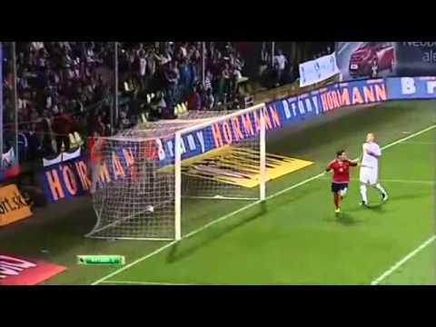 Словакия 0 - 4 Армения 06-09-2011 ~Armpes Com~