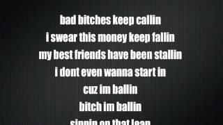 Chief Keef Ballin With Lyrics