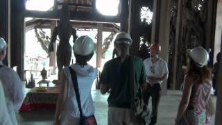 Экскурсия Храм Истины в Паттайя(http://tentoreym-gaem.ru/ Как добраться до храма истины в Паттайя http://youtu.be/oDgtjWkixqQ., 2012-03-07T12:57:13.000Z)