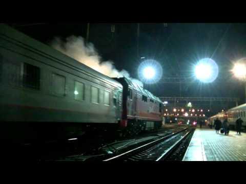 Мила Иконская и ТИмур Темиров Вокзал для двоих