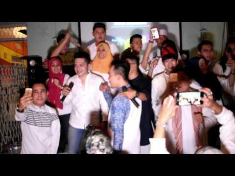 NORMAN BINTANG PANTURA JADI BAPER LIVE IN TEBET