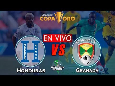 Honduras vs Granada EN VIVO / Fases de Grupos Copa Oro 2021 / Grupo D, Fecha Hora, Donde ver en vivo
