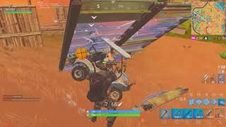 Fortnite Battle Royale | New Map Glitches